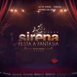 Festa a Fantasia Sirena Rio