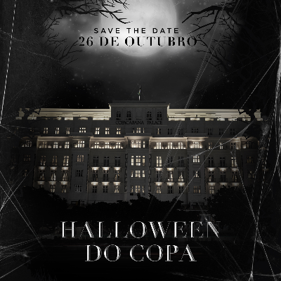 Halloween do Copa