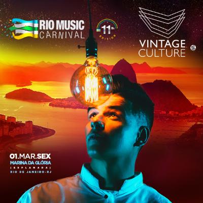 Rio Music Carnival 2019 - Vintage Culture