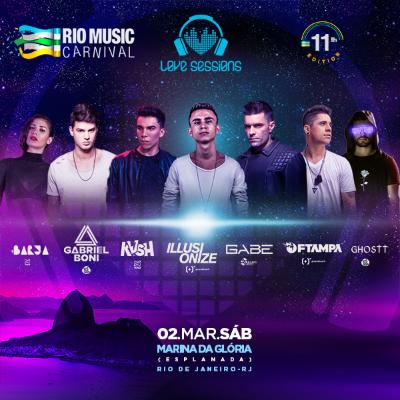 Rio Music Carnival 2019 - Love Sessions