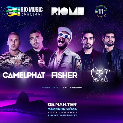 Rio Music Carnival 2019 - Rio Me