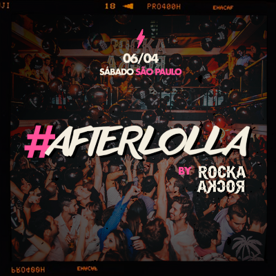 Rocka Rocka SP - AfterLolla