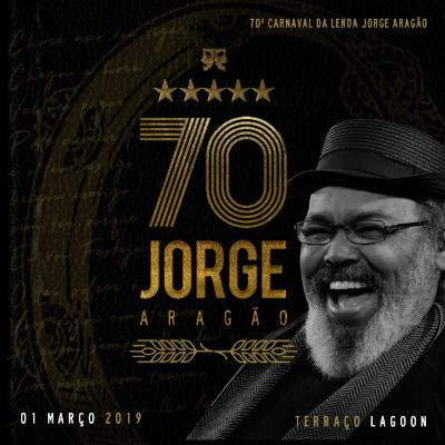 Jorge Aragão 70 Anos