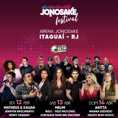 Jonosake Festival