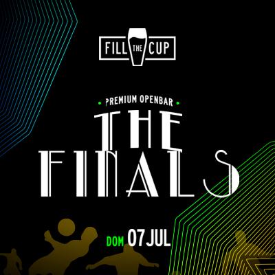 Fill the Cup - Final Open Bar