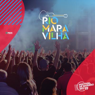 Festival de Inverno Rio 2019 - Rio Maravilha