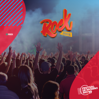 Festival de Inverno Rio 2019 - Rock Brasil