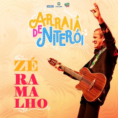 Arraiá de Niterói com Zé Ramalho