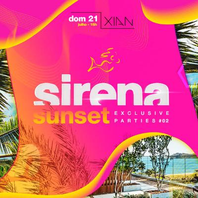 Sirena Sunset 2ª Edição