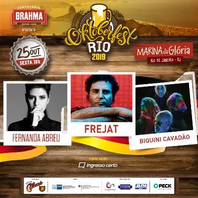 Oktoberfest Rio - 25/10