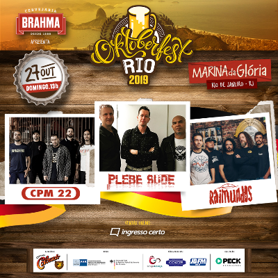 Oktoberfest Rio - 27/10