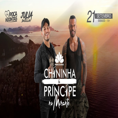 Chininha & Príncipe no Mirante do Arvrão