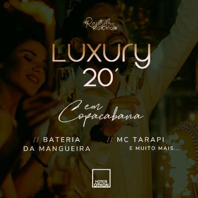 Reveillon Rio Othon 2020 Luxury