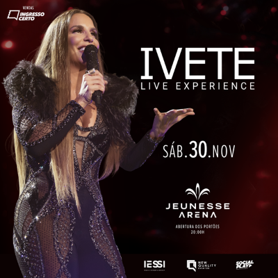 Ivete Sangalo - Live Experience