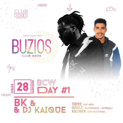 Búzios Club Week Réveillon 2020 28/12