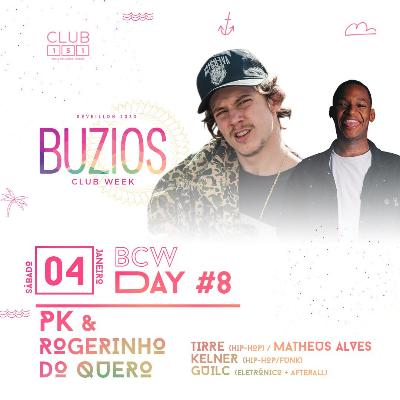 Búzios Club Week Réveillon 2020 04/01