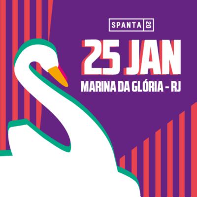 Spanta 20 - Rio Para Amar
