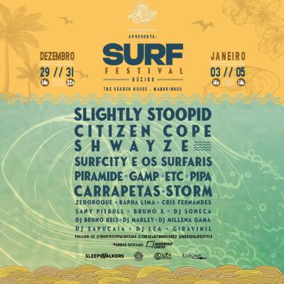 Surf Festival - Carrapetas