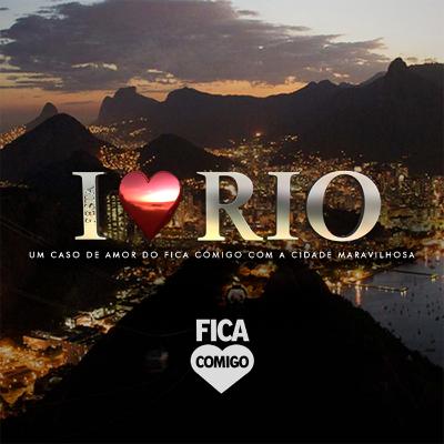 I LOVE RIO by Fica Comigo
