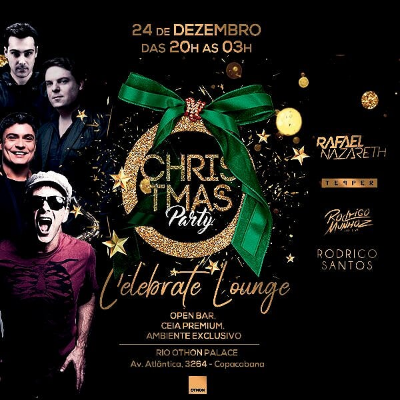 Natal Rio Othon - ALL INCLUSIVE - Celebrate Lounge