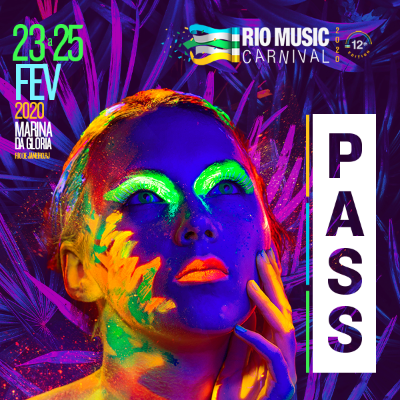 Rio Music Carnival 2020 - PASS