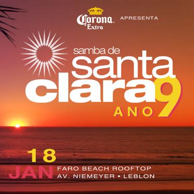 Samba de Santa Clara - 9 anos