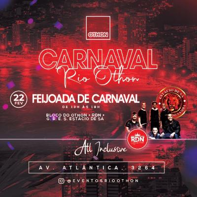 Feijoada de Carnaval Rio Othon Palace