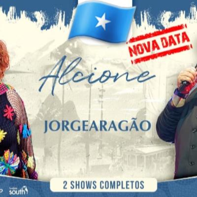 Alcione e Jorge Aragão - NOVA DATA
