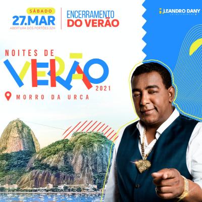 Raça Negra no Morro da Urca - EVENTO ADIADO!!!