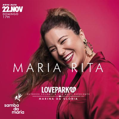 LovePark - Samba da Maria Rita