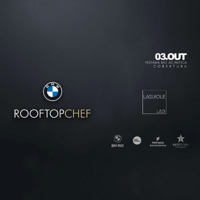 BMW RooftopChef - Laguiole