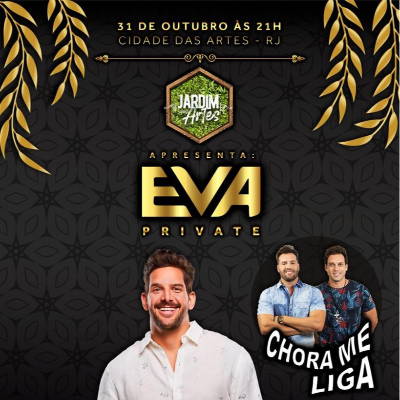 Eva Private - EVENTO ADIADO