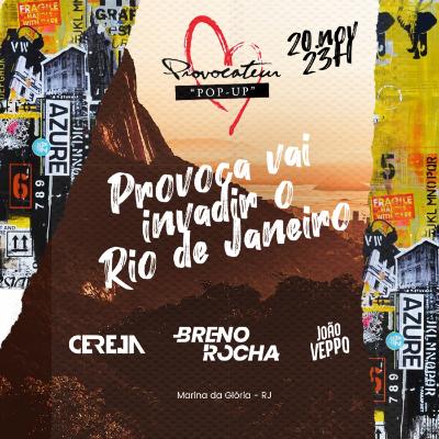 LovePark - Provocateur Popup Rio