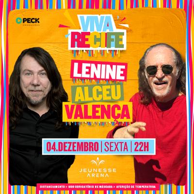 Viva Recife - Alceu Valença e Lenine