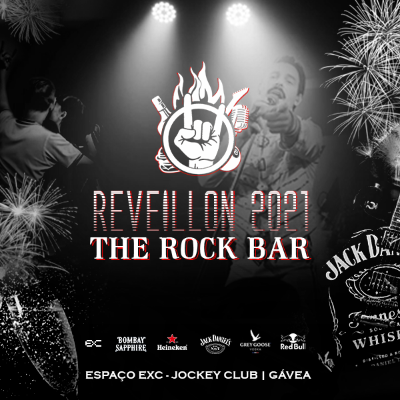 Réveillon The Rock Bar 2021