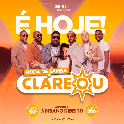 Roda de Samba do Clareou