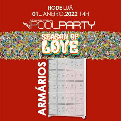 Armários: The Original Brazilian Pool Party